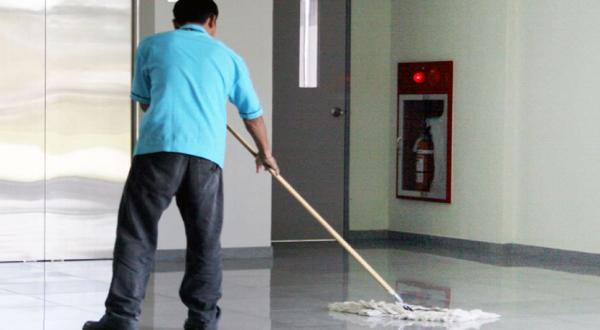 Bina Apartman Temizliği