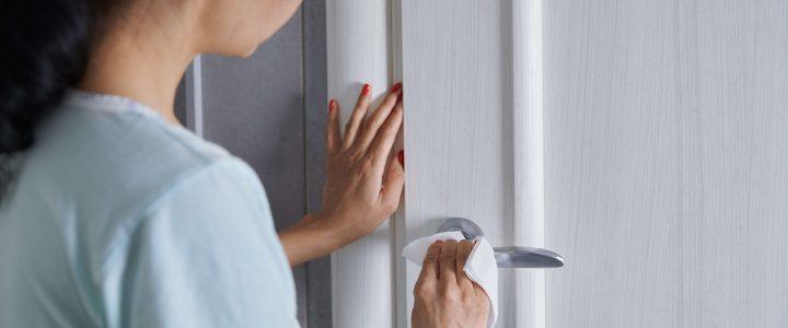 Evdeki Beyaz Kapılar Kolay Yolla Nasıl Temizlenir?