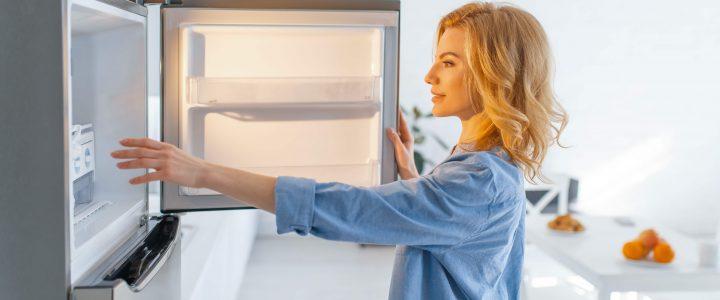 No Frost Buzdolabı İç ve Dış Yüzey Temizliği Nasıl Yapılır?